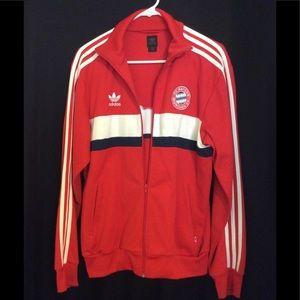 Adidas FC Bayern Sport Jacket